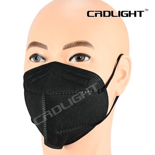 YYC1028 Filtering Half Mask Black Featured Image