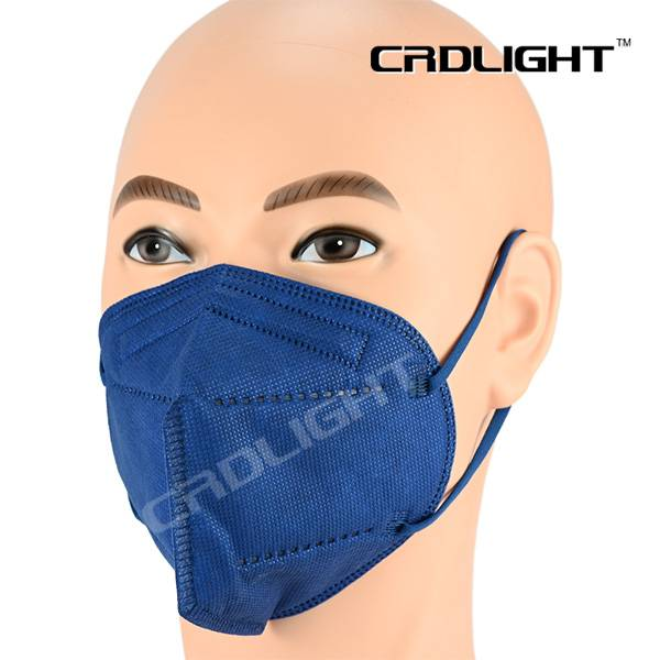 YYC1028 Filtering Half Mask Blue Featured Image