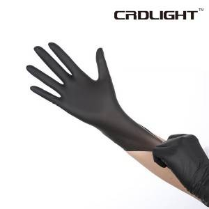 Disposable Vinyl/Nitrile Blended Gloves