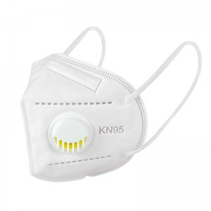 YY-KN95V KN95 Protective Face Mask with Valve