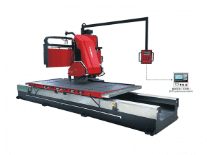 Automatic profiling machine