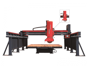 Tiltable Bridge Cutting Machine