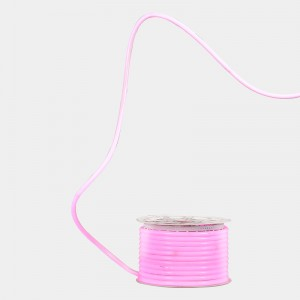 360 degree emitting neon flexible led rope light
