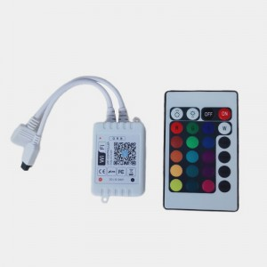 DC12V-24V Wifi Controller for RGB led strip light