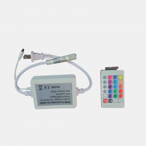 DC12V Remote Controller for RGB led strip light