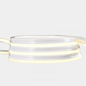 Single side emitting soft neon strip light