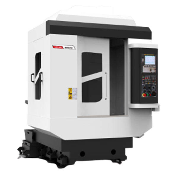 CNC tapping and drilling machine