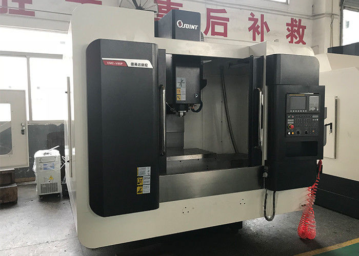 24too Arm Automatic Vertical CNC Machine , 140mm Spindle Large CNC Equipment