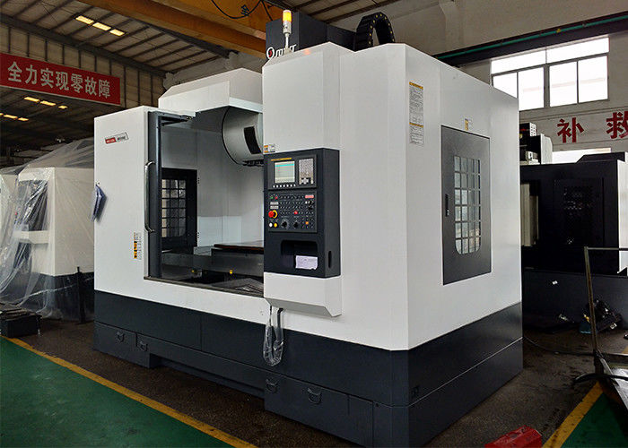 Z Axis 750mm Travel Vertical CNC Machinng Center 11kw BT40 VMC1160L