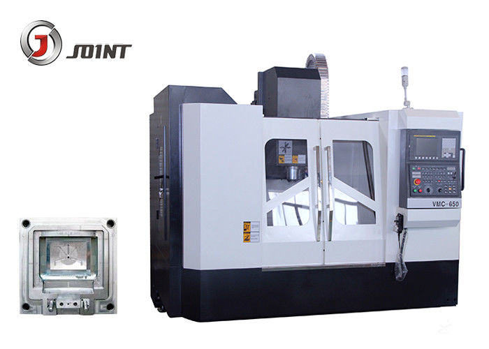Mould Processing Vertical Machine Center , BT40 45° Spindle VMC Lathe Machine