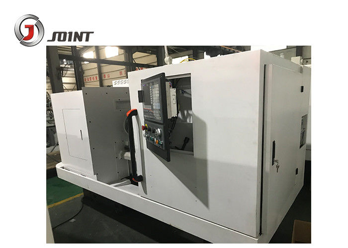 Resin Sand Casting CNC Turning Lathe Machine  6 Or 8 M / Min Axis Rapid Feed