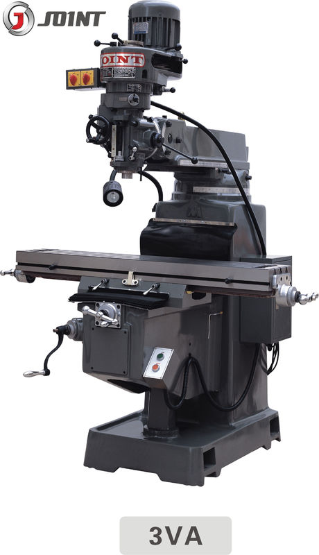 Vertical Industrial Milling Machine , Universal Turret Milling Machine 80 – 5440rpm