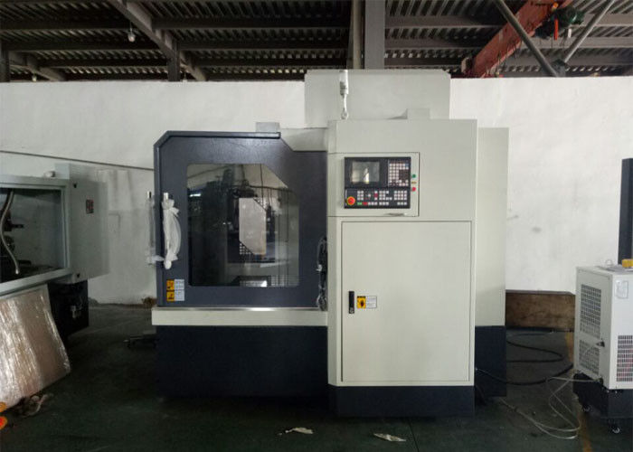 High Rigidity 24000 / 18000rpm CNC Engraving Milling Machine  For Mould Processing