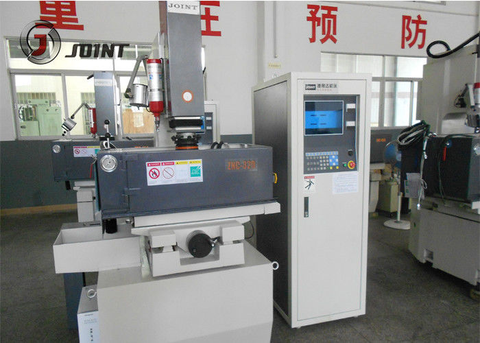 Custom Input Rated Power EDM Spark Erosion Machine With 150 * 350mm Magnet Chuck