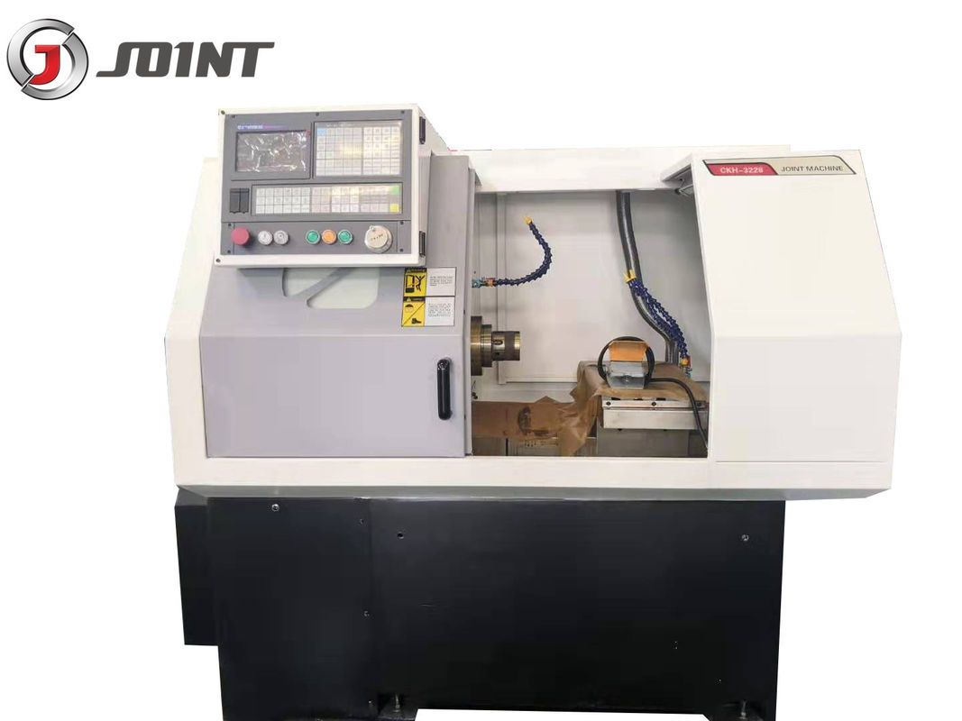 CKH3628 Horizontal CNC Turning Flat Bed CNC Lathe Machine A2-5 Spindle Head Type