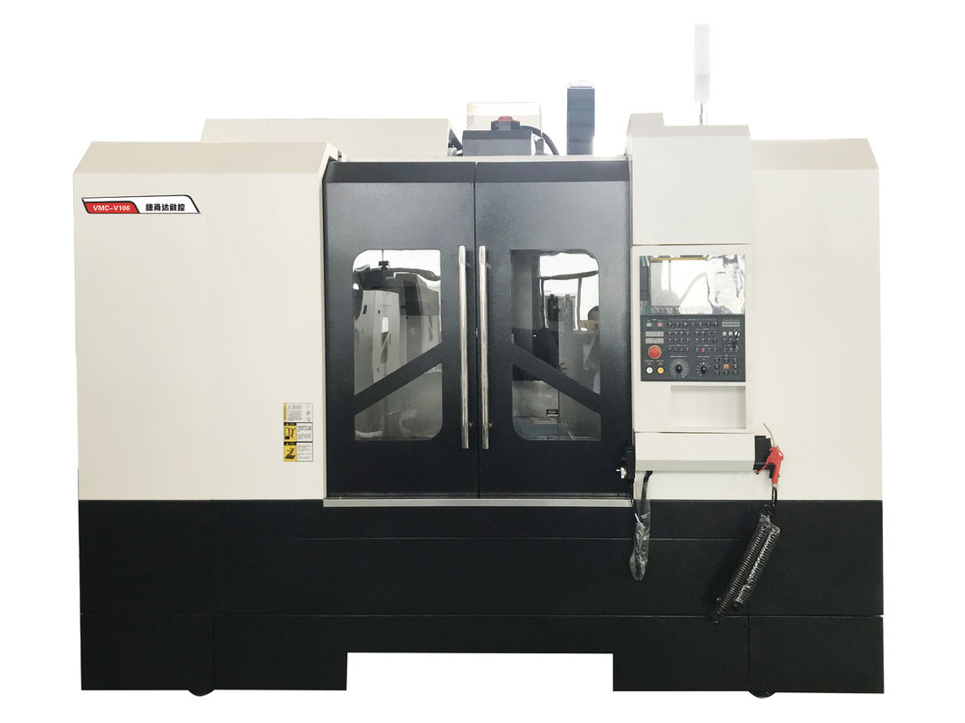 High Precisious Vertical CNC Machine , 10000 Spindle Rotation Speed