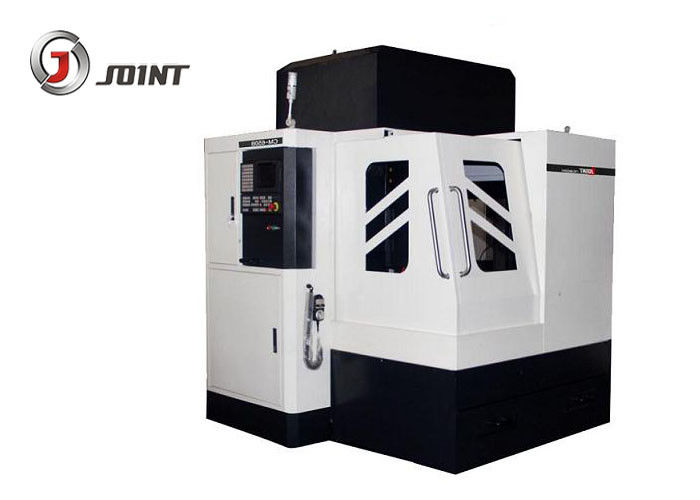 Linear Guide Way CNC Metal Milling Machine For Parts Processing 300kg Load
