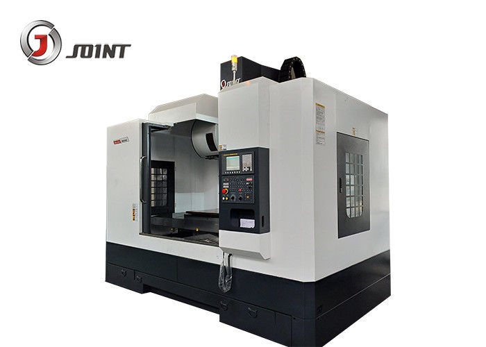 X Axis 1100mm Travel Vertical CNC Machine 20KVA Power VMC1160L