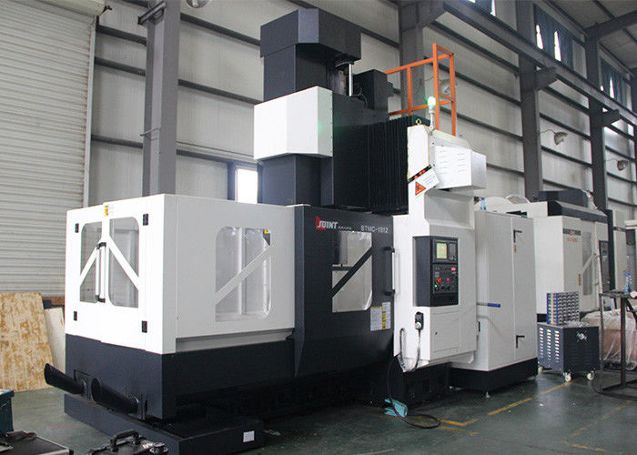 1200 * 1100 * 800mm BT50 Bridge Type Machining Center BTMC1012 Multi – Axis