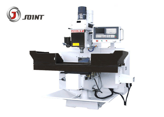 Parts Processing CNC Vertical Milling Machine , 86mm Spindle Computer Milling Machine