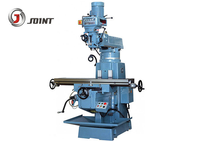 Plastic Processing Bridgeport Vertical Milling Machine NT40 Spindle High Speed