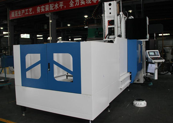 6000rpm Spindle Rotation Speed Double Column Machining Center 3000 * 2300mm Table Size