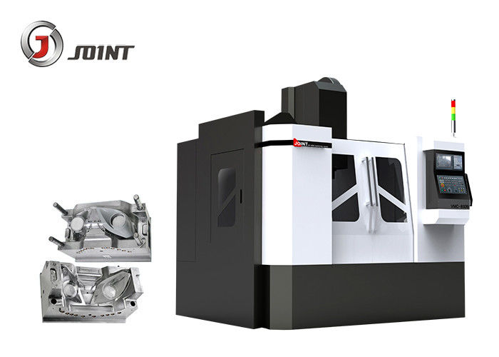 600kg Max Load Vertical CNC Machine , Cnc  Moulding Machine For Metal  Making