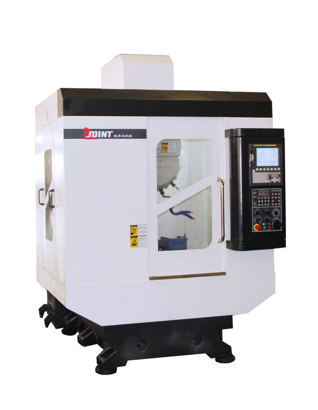 VTC-500 High Speed 3 Axis  Small Size Vertical Metal CNC Drilling And Tapping Machine