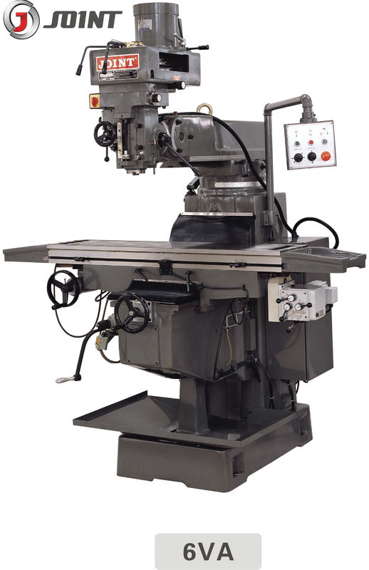 Taiwan Original 5HP RAM Turret Milling Machine NT40 Spindle Turret Milling
