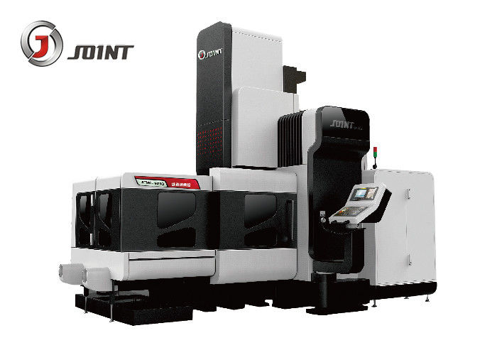 5 Face Industrial Bridge Type Machining Center Efficient Cutting Yield And Heavy Load