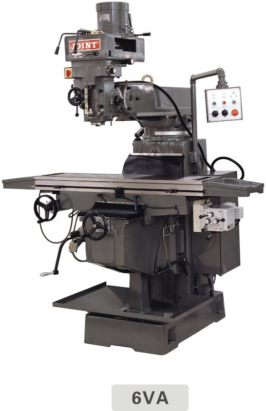 Universal Milling Vertical Turret Milling Machine 1600*2000*2450mm Dimension