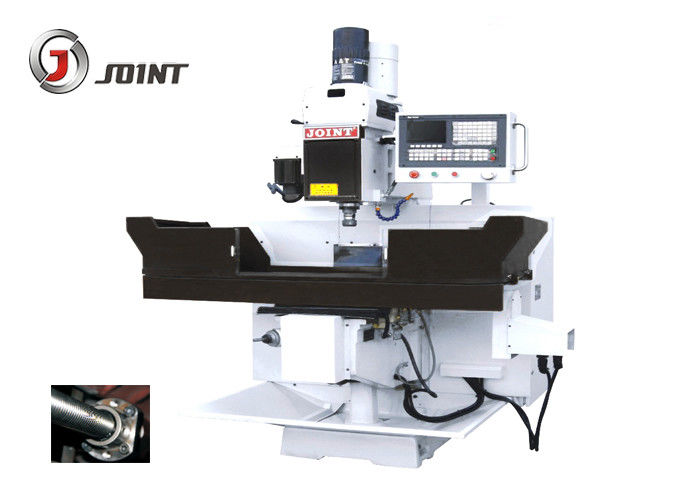 60 – 4200rpm CNC Vertical Milling Machine 430mm Spindle Nose To Table  Distance
