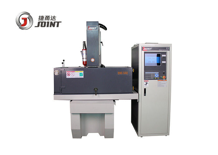 Current 50A Speed EDM Drilling Machine  500 * 400mm Travel Multifunction