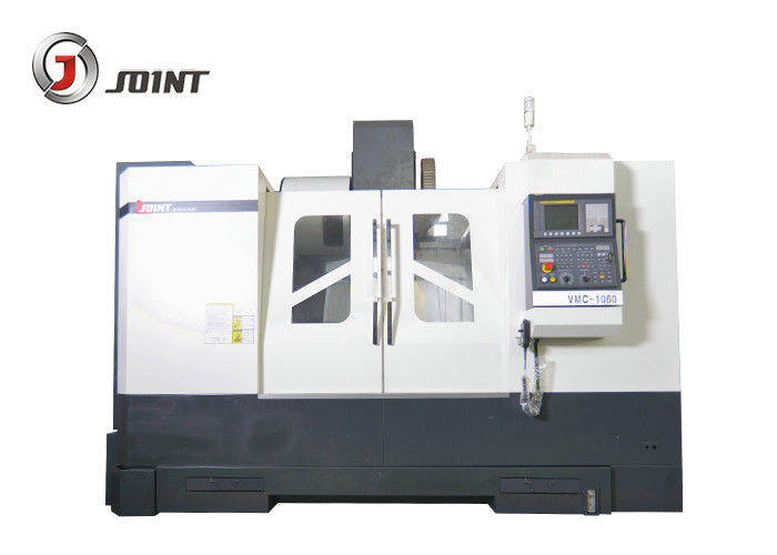 Low Friction Big Vertical Milling Center 600mm Distance Between Spindle And Column