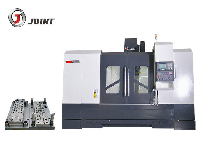High – Rigidity Vertical Machine Center , CNC Milling Machine For Making Molds