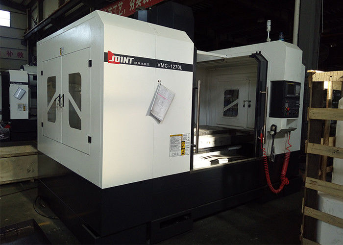 Fanuc 0i-MFCNC System Vertical Machining Center High Accuracy High Speed VMC1270L