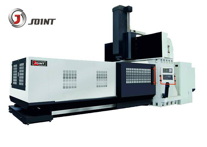 Xyz Double Column Machining Center , 1200mm Width CNC Double Column Milling Machine