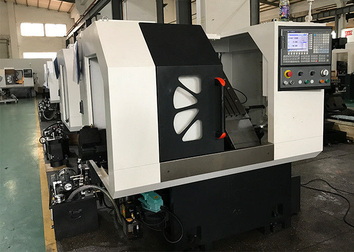 3500RPM Slant Bed CNC Lathe Machine , 350mm  Workpiece CNC turning lathe machine