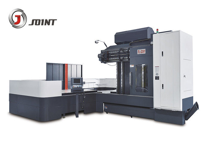 2800 * 1700mm CNC Deep Hole Drilling Machine , φ 45 Max CNC Drilling Equipment