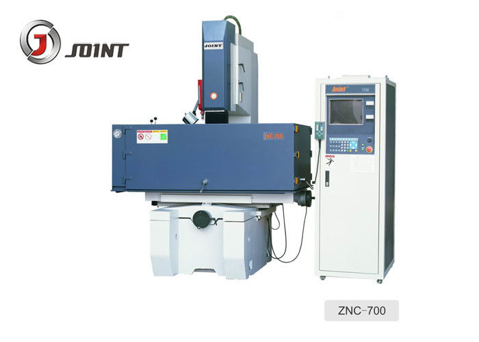 Metal Processing ZNC EDM Machine , 200kg Electrode Head Max Load Wire EDM Machine