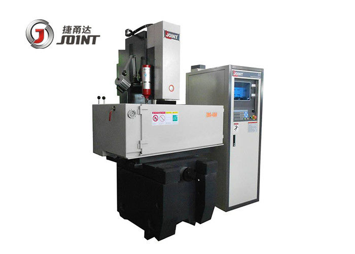 250L Filter Container Cube CNC EDM Wire Cut Machine 100kg Electrode Head
