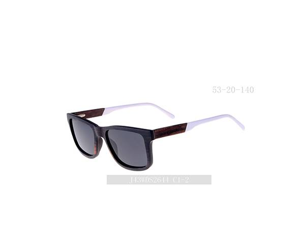 Joysee J43WDS2644 sunglasses classical wooden frames