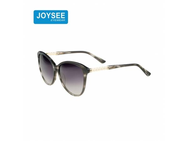 Joysee 2021 handmade acetate large frame fiber fashion sunglasses men's premium glasses