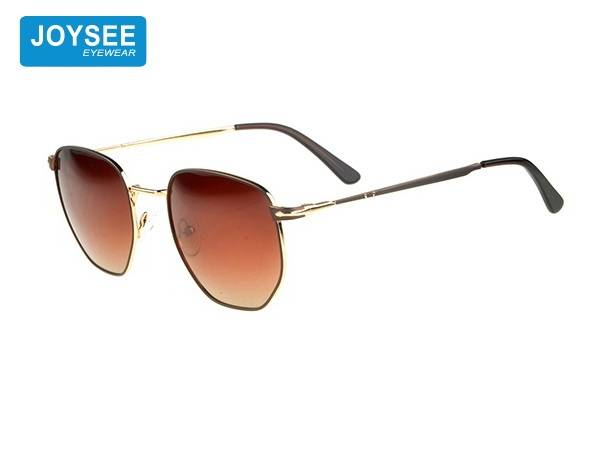 Joysee 2021 retro style fashionable metal glasses high quality design exquisite Sunglasses
