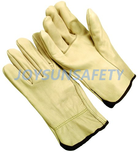 DCAS driver leather gloves