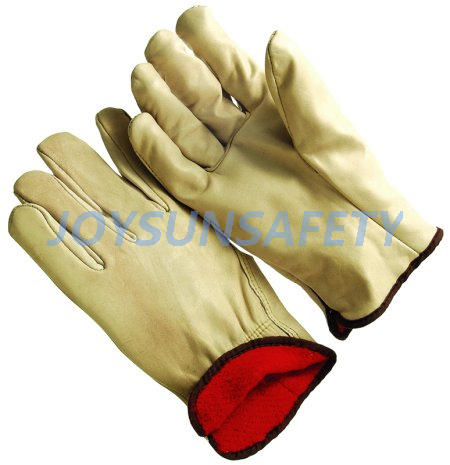 DCASF driver leather gloves