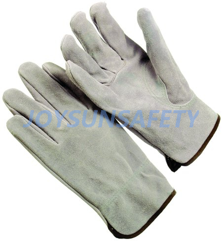DCBKN leather work gloves for men