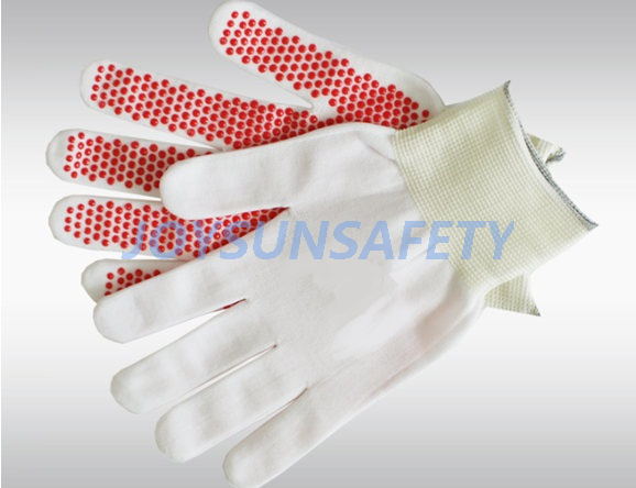 NL01 nylon knitted gloves