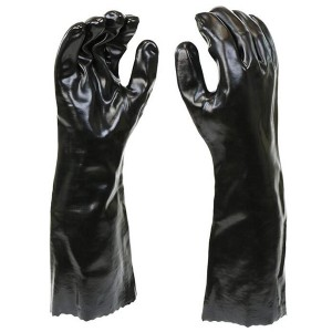 Chemical Resistant PVC Coated Work Gloves