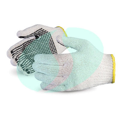 Factory wholesale Driving Gloves Leather Mens - TCDP02 cotton knitted gloves – Joysun